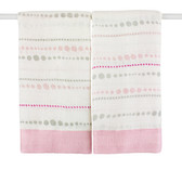 Aden + Anais Tranquility - Bead Bamboo Issie Security Blankets 2-Pack