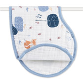 Aden + Anais Into The Woods Organic Burpy Bib