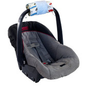Itzy Ritzy Wrap & Roll Infant Carrier Arm Pad
