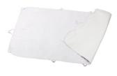 Summer Infant Ultimate Crib Sheet, 1 pk, White