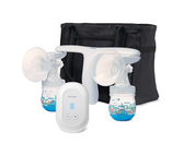 The First Years Quiet Expressions Double Breast Pump Plus