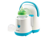 The First Years Nursery Bottle Warmer & Cooler With Sanitizer Hood