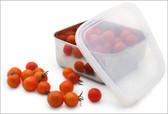 U Konserve To-Go Container Small 18 oz 1-Pack Clear
