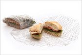 U Konserve Food Kozy Wrap Large Clear 2-Pack