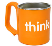 Thinkbaby Kid's Cup, Orange, BPA Free