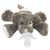 Paci-Plushies Buddies Scruffy Puppy