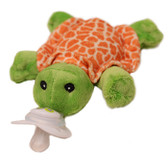 Paci-Plushies Shakies Tickles Turtle
