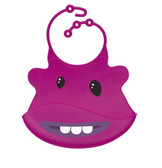 Ulubulu Sam Monster Silicone Bib