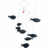 Flensted Mobiles Shoal of Fish