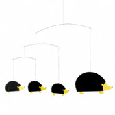 Flensted Mobiles Hedgehog Family