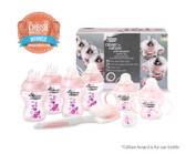 Tommee Tippee Girl Decorated Starter Set