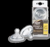 Tommee Tippee Variable Flow Nipples 2-Pack