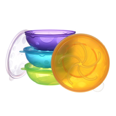 Munchkin Stack A Bowls 4-Pack