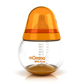 Lansinoh mOmma Spill Proof Cup 9 oz, Orange