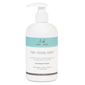 Aden + Anais Hair and Body Wash, 12 fl. oz