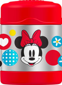 Thermos 10 oz Funtainer Food Jar, Minnie Mouse