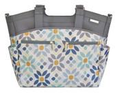 JJ Cole Camber Diaper Bag, Prairie Blossom