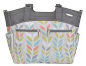 JJ Cole Camber Diaper Bag, Citrus Breeze