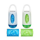 Munchkin Arm & Hammer™ Diaper Bag Dispenser & Bags, 2 pk (More Colors)