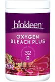 Biokleen Oxygen Bleach Plus, 2lb, 32 HE loads