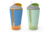 Born Free Grow With Me 10 oz Straw Cups, 2-Pack (More Colors)
