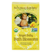 Earth Mama Angel Baby Bath Blossoms 6 bath sachets