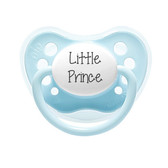Little Mico Orthodontic Personalized Pacifier, Little Prince, 1pk