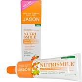 JASON NutriSmile Enamel Defense Fluoride Free Toothpaste, 4.2 Ounce