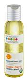 Nature's Baby Organics Organic Baby Oil, Mandarin Coconut, 4 oz Bottles