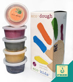 eco-kids Natural Plant Dye Modeling Dough (Gluten Free)