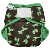Best Bottom Cloth Diaper Shell - Hook & Loop 1 pk