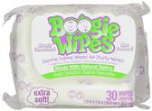 Boogie Wipes Gentle Saline Nose Wipes Unscent, 30 ct