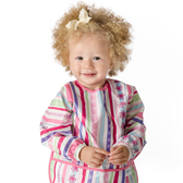 Bumkins Waterproof Sleeved Bib 6-24 M, 1 pk (More Colors)