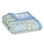 Aden + Anais Wild One + Batik Tile Bamboo Dream Blanket 1 pk