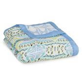 Aden + Anais Wild One + Batik Tile Bamboo Dream Blanket 1 pk