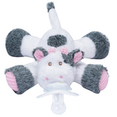 Paci-Plushies Buddies Cutsie Cow