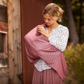 Bebe au Lait Premium Cotton Jersey Nursing Scarf 1 pk