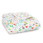 Aden + Anais Zutano Classic Dream Blanket 1 pk, Fairground