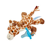 Dr Brown's Lovey with One-Piece Silicone Pacifier, Giraffe