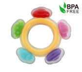 Haakaa Silicone Ferris Wheel Teether, 1 pk