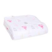 Aden + Anais Classic Dream Blanket 1 pk, Lovebird