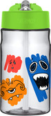 Thermos Tritan 12 oz Hydration Bottle, Wacky Faces