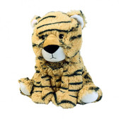 Intelex Warmies Cozy Plush Microwavable Warmer, Tiger
