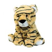 Intelex Warmies Cozy Plush Microwavable Warmer, Tiger
