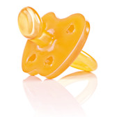 Hevea Car Natural Rubber Pacifier, 3-12 m 1-pk