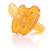 Hevea Flower Natural Rubber Pacifier, 3 - 12 m,1-pk