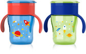 Avent Natural Drinking Cup, 9 oz, 2 pk Boy