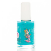 Piggy Paint Fancy Nancy Nail Polish, Azure Sea-quin
