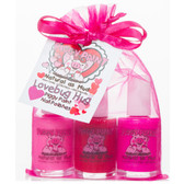 Piggy Paint Nail Polish Gift Set, Lovebug Hug