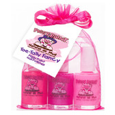 Piggy Paint Nail Polish Gift Set, Toe-Tally Fancy